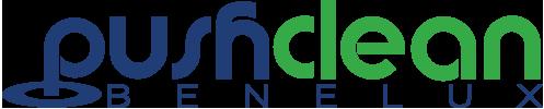 Pushclean Benelux Logo